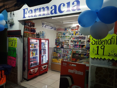 Traspaso Farmacia