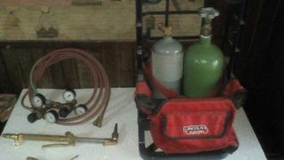 Oxicorte Portatil. Marca Harris Lincoln Electric