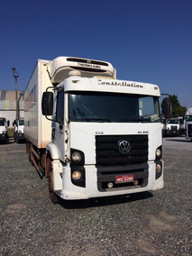 Vw 24250 6x2 2010 Thermo King T600r ! Apenas R$130.000