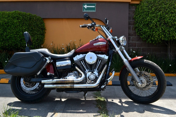 Poderosa 1584cc Dyna Super Glide Harley Equipada