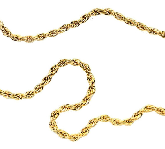 Cadena Oro 14k Torsal Ultraligera 60cm