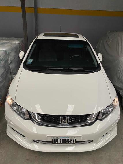Honda Civic 1.8 Exs At 140cv 2015