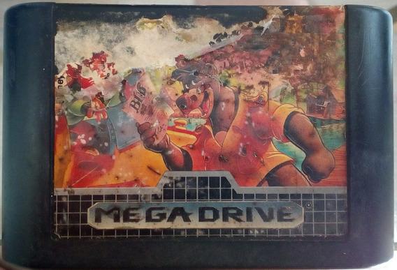 Cartucho Mega Drive Talespin Tale Spin - Original - Tec Toy