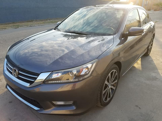 Vendo Honda Accord 2014 Inicial 10,000 Financiamiento Dispon