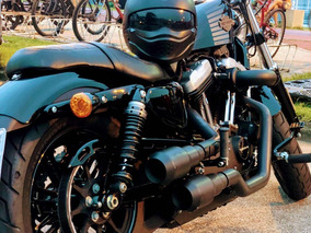 Harley Davidson Forty - Eight Xl1200x