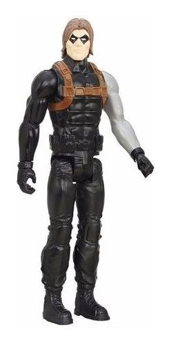 Avengers Titan Winter Soldier Héroe Soldado  B6532 - B661