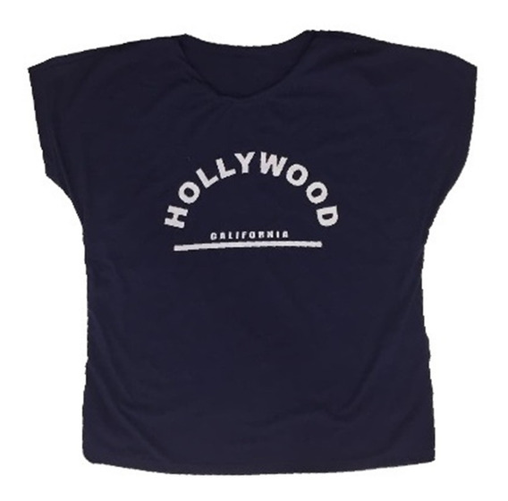 05 Camisetas Blusas Femininas Plus Size Roupas Atacado