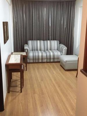 Flat Com 1 Dormitório À Venda, 50 M² Por R$ 170.000 - Centro - Campinas/sp - Fl0044