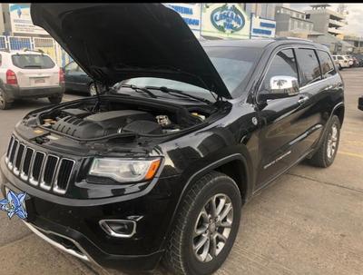 Jeep Grand Cherokee 4g Plus 4x4 Limite