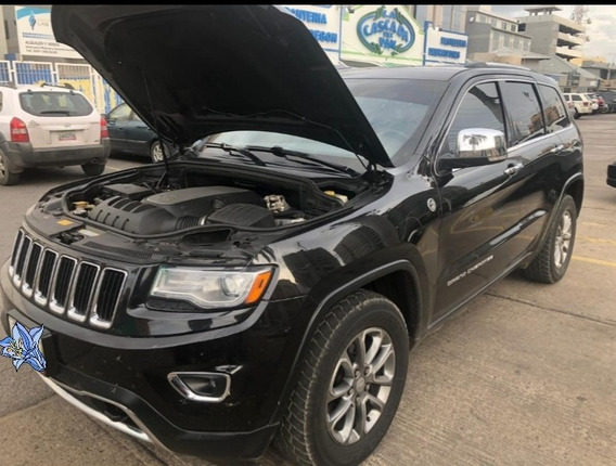 Jeep Grand Cherokee 4g Plus 4x4 Limite