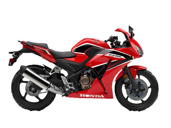 Honda Cbr 300 0 Km 2019 Nueva Roja Negra Moto Sur