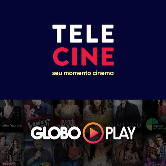 Telecine+globo.play Envio Imediato!!!