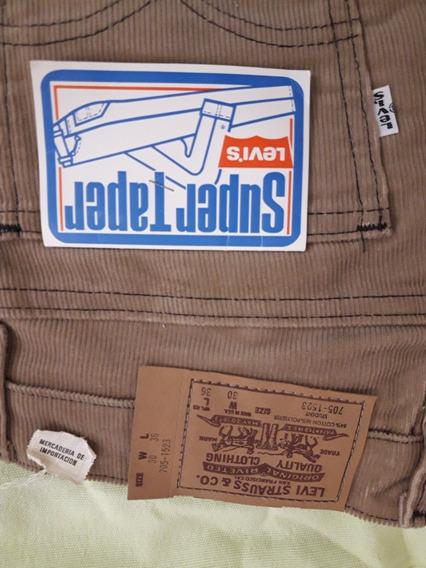 Levis Originales De Corderoy Clasicos Vintage De Los 70/80