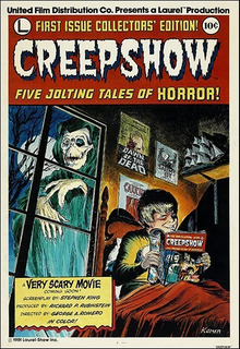 Pôster Cinema Filme Terror Horror Stephen King Creepshow 02