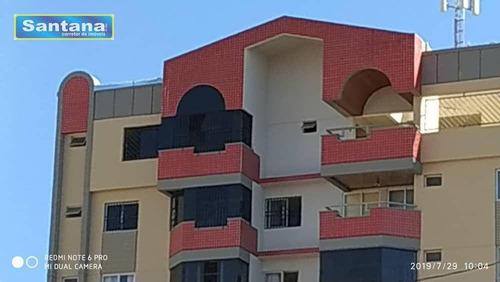 Apartamento Com 3 Dormitórios À Venda, 85 M² Por R$ 420.000,00 - Olegário Pinto - Caldas Novas/go - Ap0291