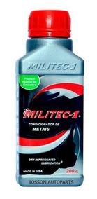 Militec 1 Condicionador Metais 200ml