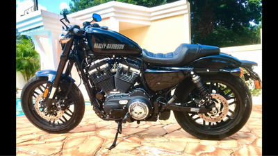 Harley-davidson Roadster Xl 1200