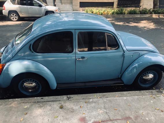 Volkswagen Vocho 1991 Excelentes Condiciones. Único Dueño!