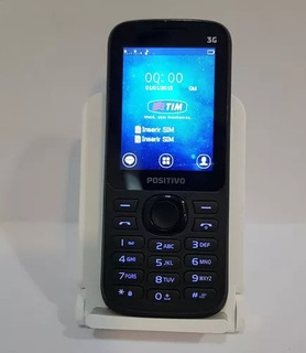 Celular Positivo P30 Dual Tela 2.4 3g Bluetooth Semi Novo