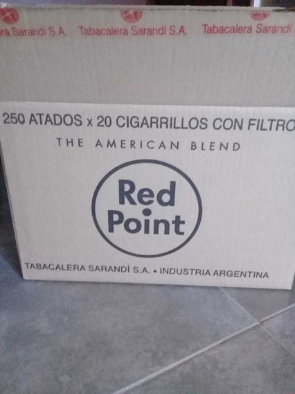 Cigarrillos Red Point X 10 Atados