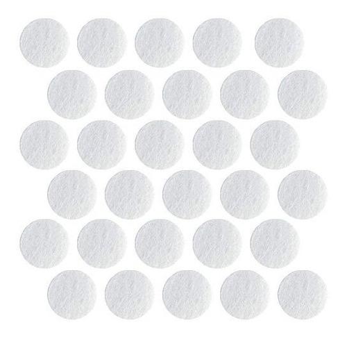 100 Piezas Microdermoabrasion Algodon Filtros Filtros De R