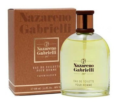 Perfume Nazareno Gabrielli Eau De Toilette Masculino 100ml