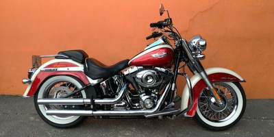 Harley Davidson Softail Deluxe 2013
