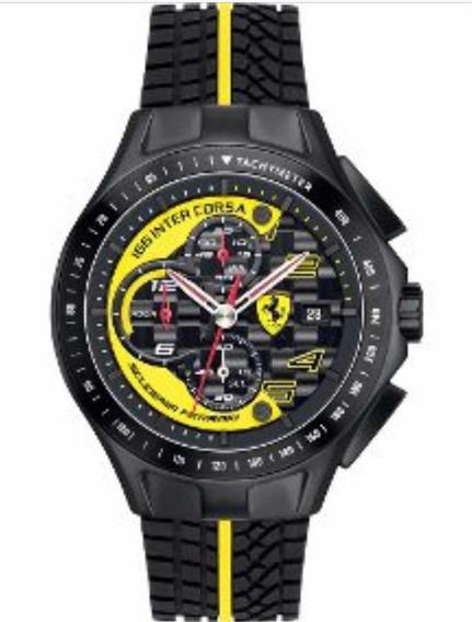 Relógio Scuderia Ferrari Modelo -sf.03.1.34.0054 - Semi Novo