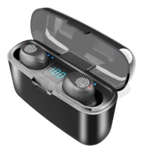Fone Bluetooth F9 Tws V5.0 Original