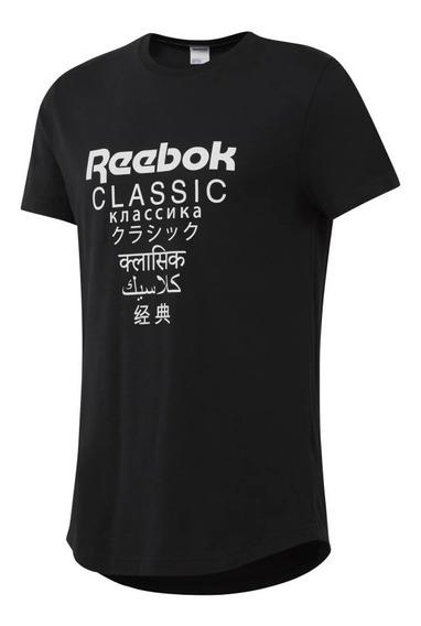 Remera Reebok Classics Unisex