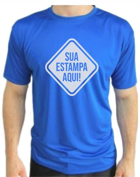 30 Camisas Azul, Pretas E Cores Escuras - Personalizadas