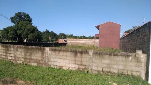 Imagem 1 de 12 de Terreno Para Venda Em Mongaguá, Balneário Arara Vermelha - 541_1-1136661
