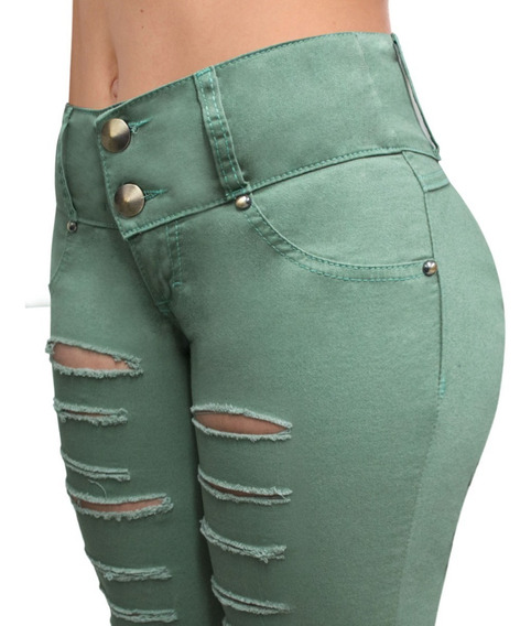 Butt Lifter Jeans Push Up Diseño Colombiano. (fabricantes).