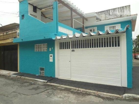 Sobrado Vila Barros Guarulhos Aeroporto 3 Dormitórios..