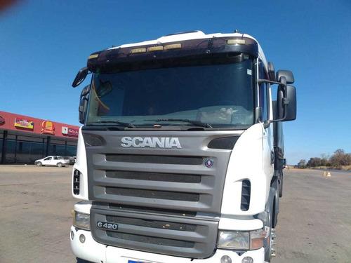 Imagem 1 de 8 de Scania G 420