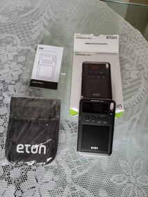 Rádio Eton Mini Ngwminib - Am/fm/sw - Novo