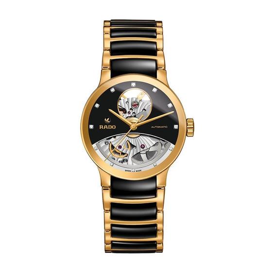 Reloj Rado Centrix Automatic Diamonds Open Heart R30246712