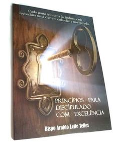 Livro Princípios Para Discipulado Com Excelência
