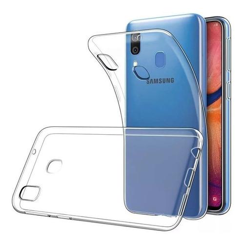 Case De Silicona Transparente Samsung J3, J5, J7, J2 Prime