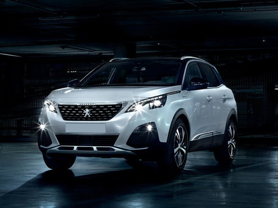Peugeot 3008 Allure Pack Gasolina 2020