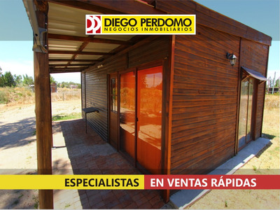 Cabaña En Venta, 2 Dormitorios, Balneario Kiyú, Uruguay