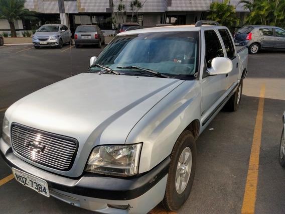 Chevrolet S10 2.8 Cab. Dupla 4x2 4p 2001