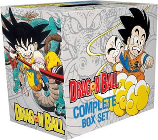 Libro Dragon Ball Complete Box Set: Vols. 1-16 With Premiu