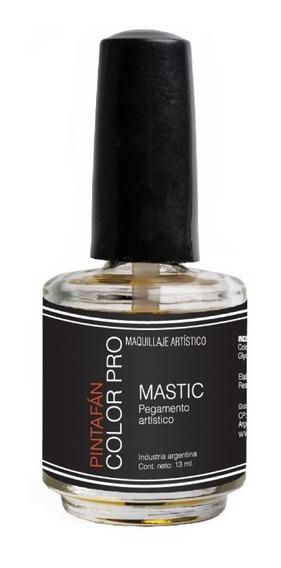 Mastic Adhesivo Pegamento Para Piel Y Postizos Pintafan