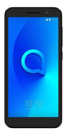 Celular Libre Alcatel 1 Negro Metálico 16 Gb