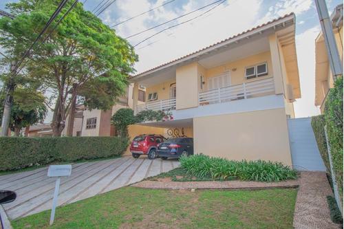 Casa À Venda, 373 M² Por R$ 1.910.000,00 - Residencial Seis (alphaville) - Santana De Parnaíba/sp - Ca0705