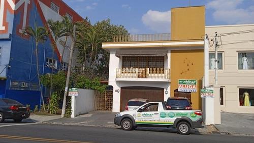 Imagem 1 de 30 de Aluguel Ou Venda Sobrado Comercial Parque Renato Maia Guarulhos R$ 8.000,00 | R$ 1.650.000,00 - 30366v