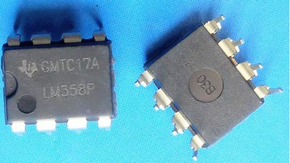 Kit Com 5 Ci Lm 358p Lm 358p Lm358p