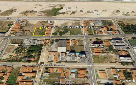 Terreno Residencial À Venda, Antônio Diogo, Fortaleza. - Te0138