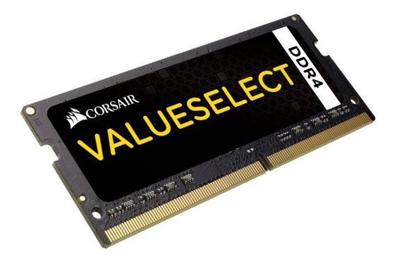 Memoria Ram Notebook 16gb 2133mhz Sodimm Corsair Value Ddr4